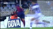 04.01.2015 Реал Сосиедад - Барселона 1:0 (разширен репортаж)