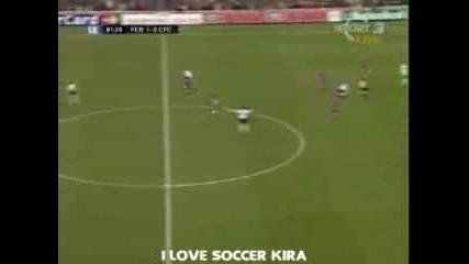 Ronaldinho vs Chelsea