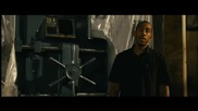 Fast Five - Tej and the crew examine the bank vault