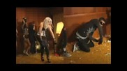 Lady Gaga - just dance making the video