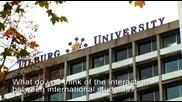Международна магистърска програма в университета в Тилбург