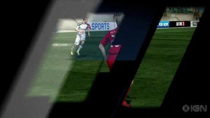 Fifa 11 Trailer - Gamecom 10