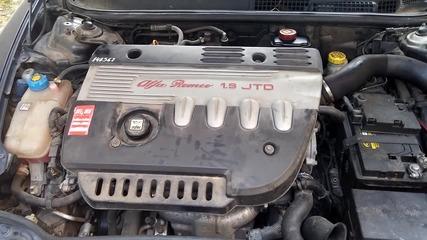 Алфа 147 двигател