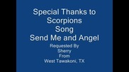 Scorpions - Send Me An Angel (High Quality Sound)