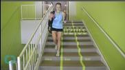 Utah School Creates 'Texting Lane' for Phone-Focused Walkers
