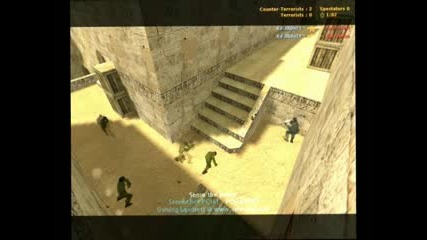 Counter Strike Rif Clan Movie