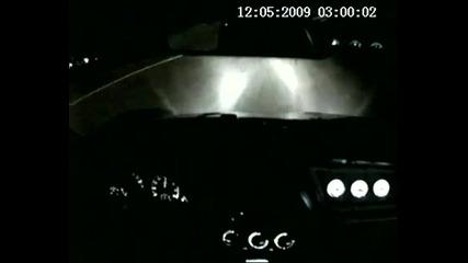 Лудо ускорение с Пежо 306