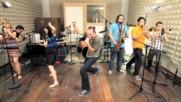 Delafe y las flores azules - Rio por no lorar (Directo) (Оfficial video)