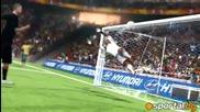 Goalref - сензори в топката - технологията на Фифа