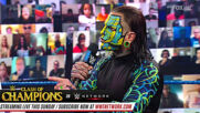 Jeff Hardy, AJ Styles and Sami Zayn brawl ahead of WWE Clash of Champions: SmackDown, Sept. 25, 2020