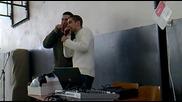 Краси Стораро и Цецо Пайнера забиват в салона