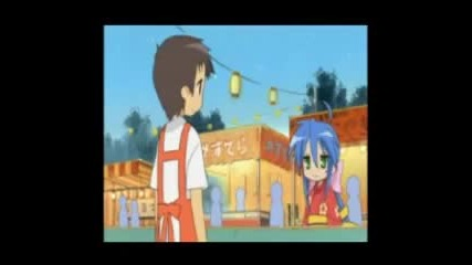 Lucky Star Abridged Series Episode 3 The Retarded Shooter