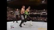 The Hurricane w/ Mighty Molly vs. Lance Storm - Wwf Heat 03.02.2002