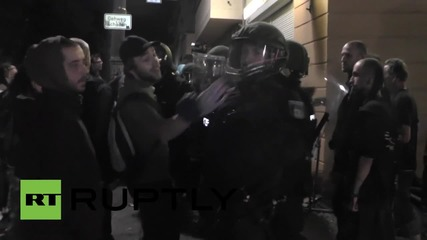 Germany: Scuffles between protesters & police as Rigaer Strasse demos continue