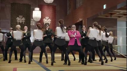 Psy - Gentleman Official Video Full Hd