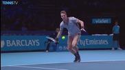 Barclays Atp World Tour Finals - Tomas Berdych Hot Shot