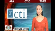 (ctic, Apa, Tsrx) Crwenewswire Stocks In Action