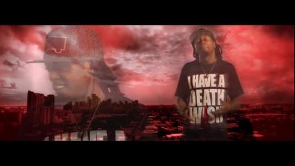 !! Страхотна !! Joe Budden Ft. Lil Wayne, Fabolous & Tank - She Don't Put It Down [2013]