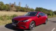 Тест драйв: Mazda 6 2017 - единство между водача и автомобила