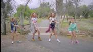 Сладураните Haschak Sisters танцуват страхотно на песента I Wanna Dance на Уитни Хюстън