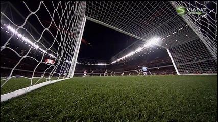 Завръщането на Thierry Henry в Арсенал! Гол срещу Leeds [hd]