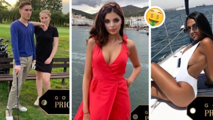 Богатите деца на Instagram наистина полудяха! Вижте за какво пръскат по 1 млн. евро!