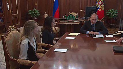Русия: Освобождаването на Савченко - в резултат на молбите на вдовиците на руските журналисти