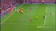 Ливърпул 4:0 Борусия ( Дортмунд ) 10.08.2014