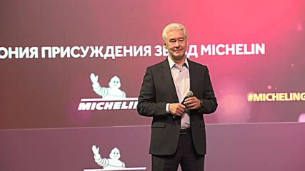 Nine Moscow restaurants awarded Michelin stars