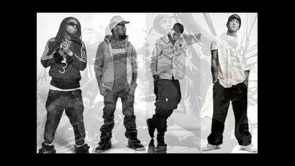 Drake & Kanye West ft. Lil Wayne and Eminem - Monster [ Hq ]