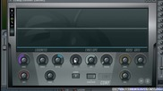 Fl Studio Уроци - How To Create Electro House Style Bass With 3xosc