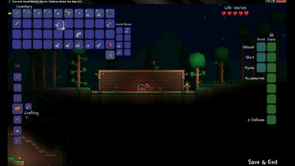 Terraria Epic Survival Epizod-18