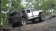 Offroad - F350 Rock crawlin Diesel Power , Скалист терен