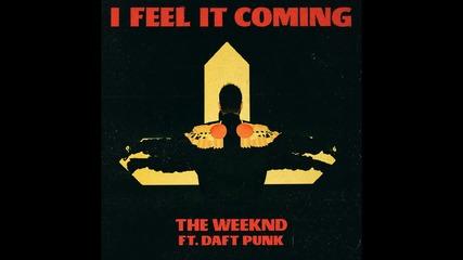 The Weeknd - I Feel It Coming feat. Daft Punk ( A U D I O )