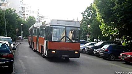 Чавдар 141 в София: Пътуване с 2621 по линия 285 /спомени от миналото/