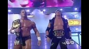 Wwe Raw 4.12.2006 Rated Rko, Mnm vs Dx, Hardy Boys