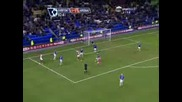 Everton 1 - 4 Arsenal Highlights