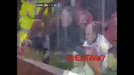 Cristiano Ronaldo - Goal Vs. Everton 1:0
