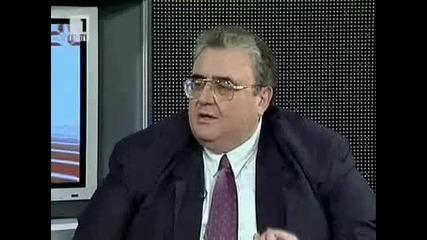 Огнян Минчев критикува неолибералните идеи удобни за олигарсите