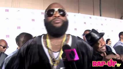 Nicki Minaj Earns Rick Ross Respect