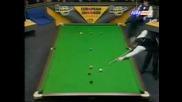 146 Break by Stephen Hendry vs Ronnie O Sullivan