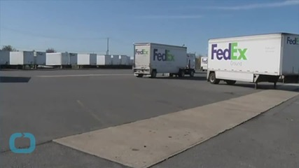 Strong US Dollar Hits FedEx