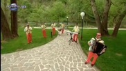 Сестри Диневи и Канарите - Хайде куме на хорото