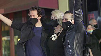 Australia: Locals celebrate as Melbourne eases world's longest COVID lockdown