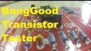 BangGood Transitor Tester