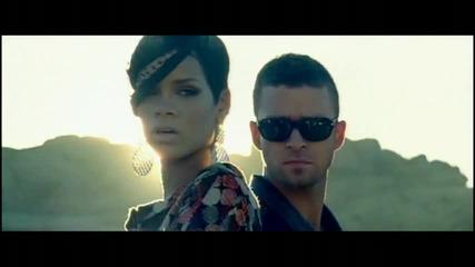 Голяма песен ! Rihanna ft. Justin Timberlake - Rehab ( официално видео ) + Превод