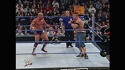 John Cena vs. Kurt Angle: WWE No Way Out 2005 (Full Match)