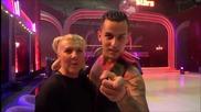 Dancing Stars - Албена и Петьо - гласувайте за нас (03.04.2014г.)