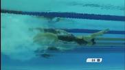 Младежки олимпийски игри 2010 - Плуване 200 метра бруст жени Серий