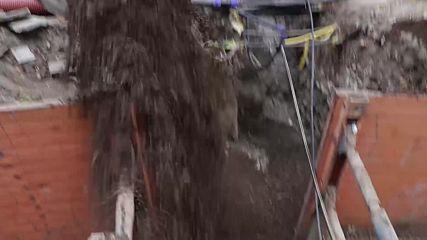 Монтаж на шахта на Пайплайф България в гр. Бургас
